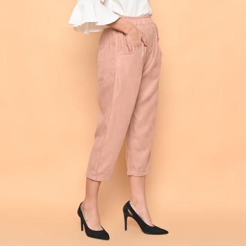 Foto Produk Cammomile Celana Fashion wanita 031904025 - S, Grey dari Cammomile FashionLine