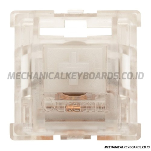 Foto Produk Outemu ICE v2 Clear SMD RGB Switch (Tactile 62g - PCB Mount) dari Mechanical Keyboards