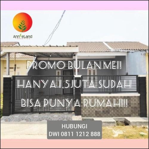 Jual Kpr Btn Subsidi Rumah Minimalis Promo 1 5 Juta Punya Rumah Annieland Jakarta Timur Laris Seven Alucard Tokopedia
