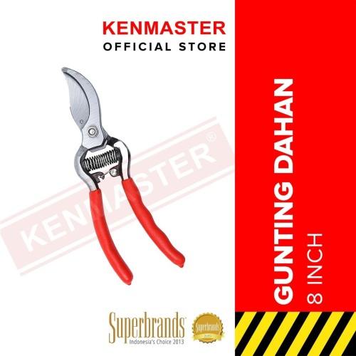Foto Produk Kenmaster Gunting Dahan 8 In 4002-032-01 dari Kenmaster Official