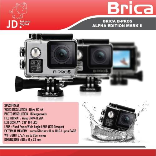 Foto Produk BRICA BPRO 5 ALPHA EDITION MARK 2 4K - CAMERA BRICA AE MARK II 4K dari Jakarta Digital