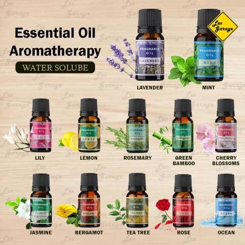 Foto Produk Essential Oil Diffuser Water Solube Aromatherapy Aroma Terapi - Lily dari Lex Garage