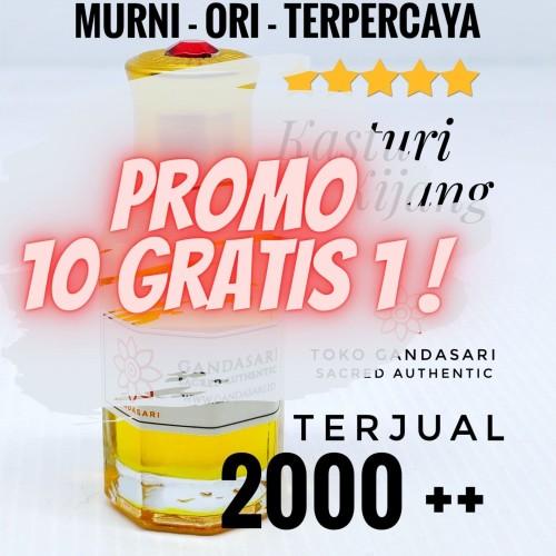 Foto Produk Bibit Minyak KASTURI KIJANG 12 ml KEVA Brute Musk parfum murni import dari gandasari