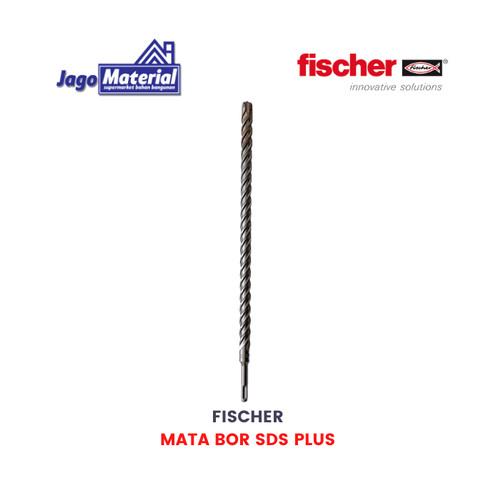 Foto Produk MATA BOR FISCHER SDS PLUS M08X110 DRILLER dari Jagomaterial