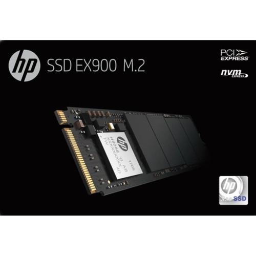 Foto Produk HP SSD EX900 500GB - 3D NAND - M.2 NVME - PCIe 3.0 - Garansi 3 Tahun dari @Kiosk