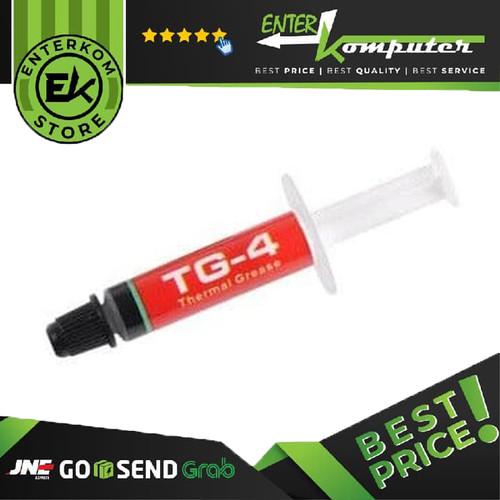 Foto Produk Thermaltake TG-4 Thermal Grease dari Enter Komputer Official