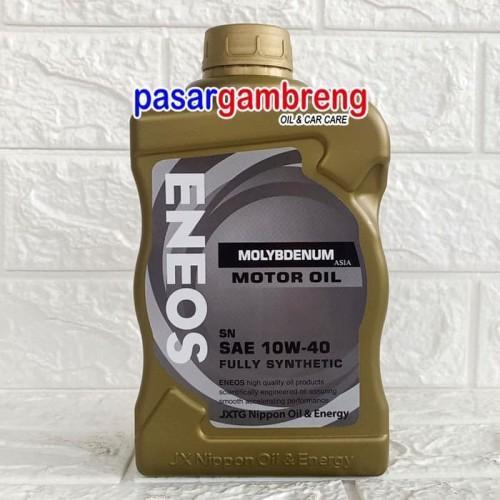 Foto Produk Eneos 10W-40 Molybdenum Full Synthetic Oli Mesin Mobil dari Pasar Gambreng