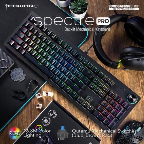 Foto Produk Tecware Spectre Pro - Gaming Keyboard dari GOODGAMINGM2M