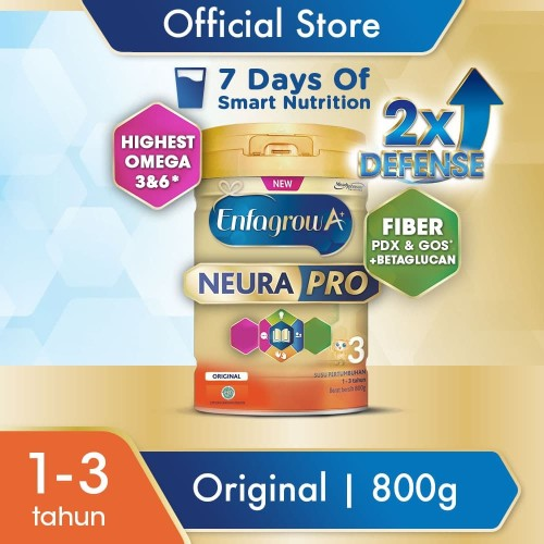 Foto Produk Enfagrow A+ 3 Susu Formula Original 800g dari Enfa A+ Official Store