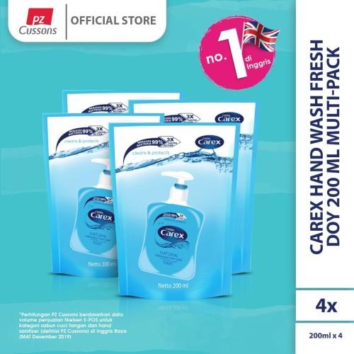 Foto Produk Carex Hand Wash Fresh Multi-Pack dari Cussons Official Store