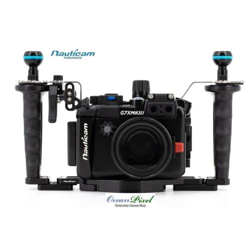 Foto Produk Nauticam G7XIII Housing for Canon PowerShot G7X Mark III Camera dari nauticam indonesia
