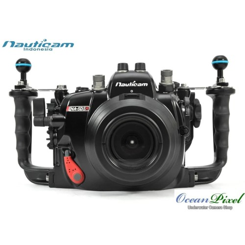 Foto Produk Nauticam 5DSR Housing for Canon EOS 5DS/5DSR/5DMKIII Cameras dari nauticam indonesia