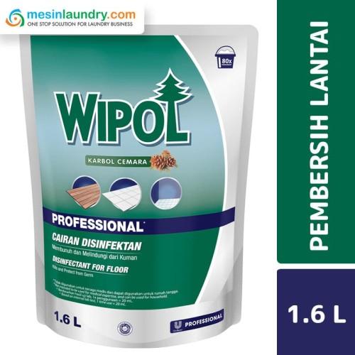 Foto Produk Wipol Professional Classic Pine 1.6 Liter dari Mesinlaundry
