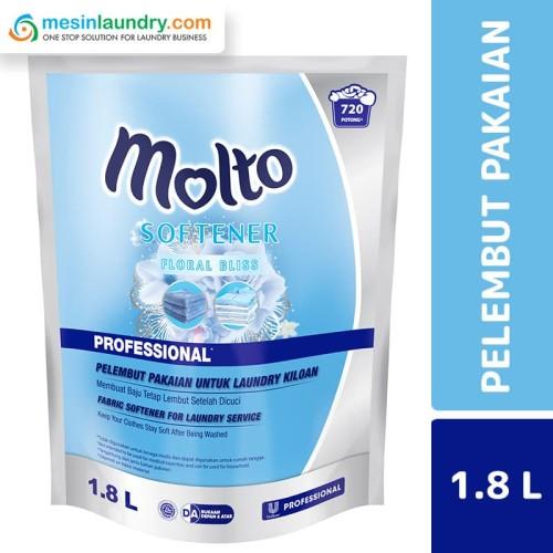 Foto Produk Molto Professional Softener 1.8 L dari Mesinlaundry
