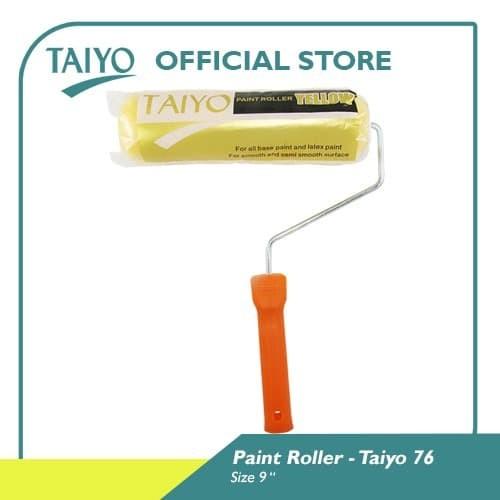 Foto Produk Taiyo 76 Paint Roller / Kuas Cat Roll 9 inch dari Taiyo Perkakas Official