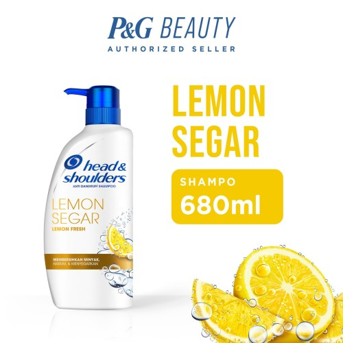 Foto Produk Head & Shoulders Shampoo Lemon Fresh 680 Ml dari farmaku