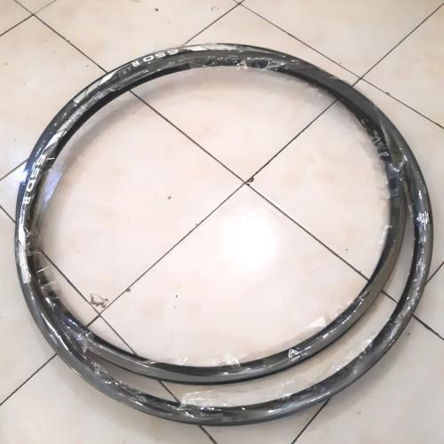 Foto Produk rim 27.5 araya 32 hole double wall discbrake dari farras bikes