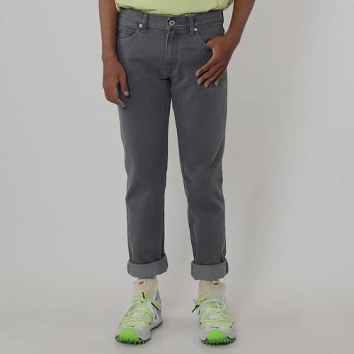 Foto Produk Edwin Celana Jeans N.London Grey Reguler Fit Pria Panjang Grey - Abu-abu, 35 dari Edwin Jeans