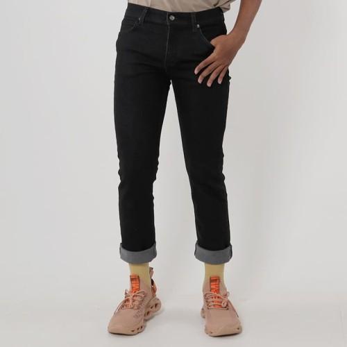 Foto Produk Edwin Celana Jeans Barca Black Slim Fit Stretch - 28 dari Edwin Jeans