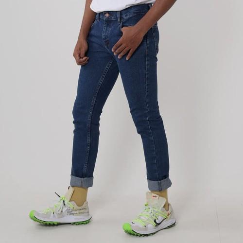 Foto Produk Edwin Celana Jeans Reguler Fit Pria Panjang Blue Vegas 03 - Biru, 29 dari Edwin Jeans