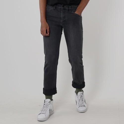 Foto Produk Edwin Celana Jeans Nagoya Grey Regular Fit Panjang Denim Grey - 36 dari Edwin Jeans