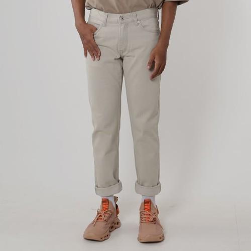 Foto Produk Edwin Celana Jeans N.London Khaky Reguler Fit Pria Panjang Khaky - Cokelat, 36 dari Edwin Jeans