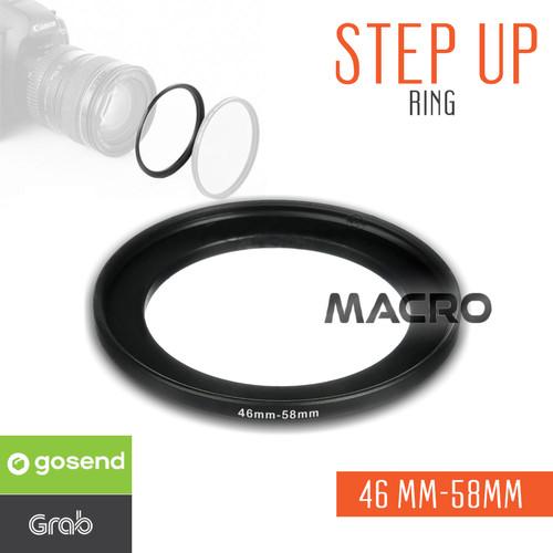 Foto Produk STEP UP RING 46MM-58MM dari MACRO