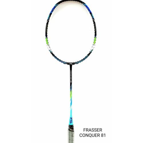 Foto Produk raket badminton bulutangkis frasser conquer 81 dari Pusat Grosir OLAHRAGA