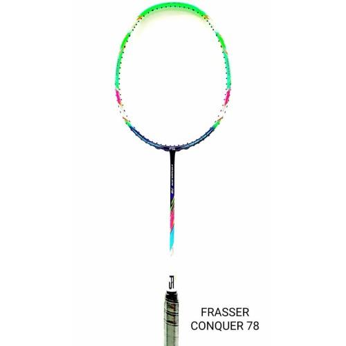 Foto Produk raket badminton bulutangkis frasser conquer 78 dari Pusat Grosir OLAHRAGA
