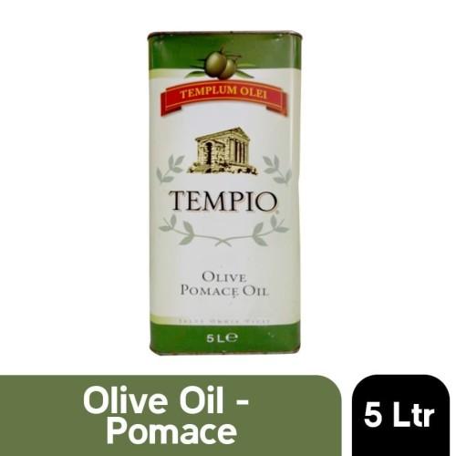 Foto Produk Minyak Zaitun Pomace Olive Oil Italy IL TEMPIO 5 Liter dari Premium Food Importer