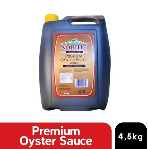 Foto Produk SAUS TIRAM SOPHIE PREMIUM OYSTER SAUCE SIZE BESAR dari Premium Food Importer