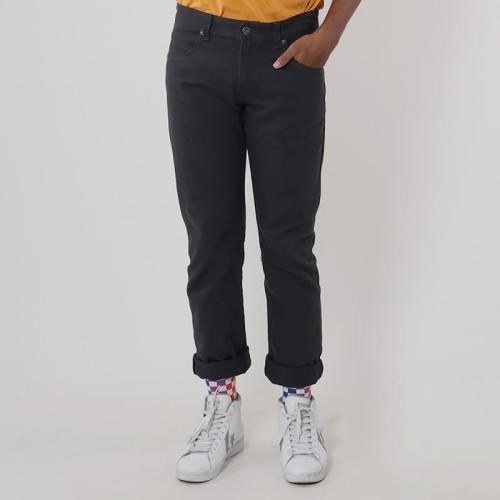 Foto Produk Edwin Celana Jeans Milan-018 Regular Fit Pria Panjang Dark Grey - Abu-abu, 29 dari Edwin Jeans