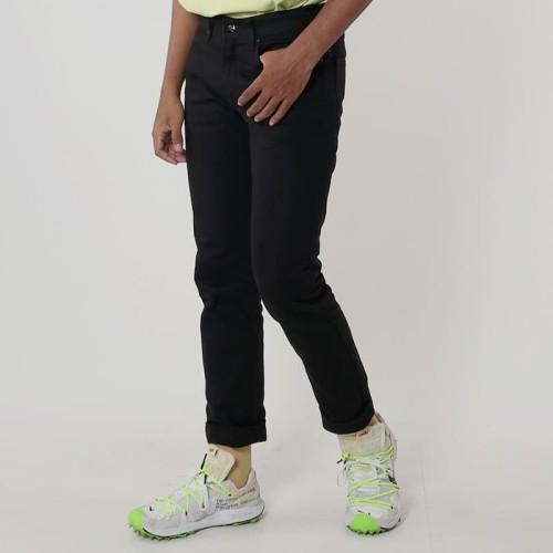 Foto Produk Edwin Celana Jeans Milan-018 Regular Fit Pria Panjang Black - Hitam, 38 dari Edwin Jeans
