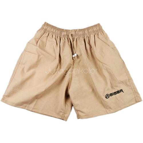 Foto Produk Celana Pendek Wanita Santai Hot Pants Polos 52 -AIGR.52 dari JuraganKolor