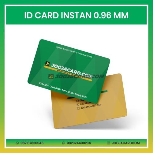 Foto Produk Cetak Id Card Tebal | Cetak Id Card Instan | Cetak Kartu Member dari jogjacardcom