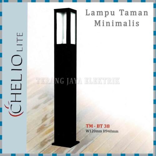 Jual Lampu Taman Lampu Hias Taman Minimalis Chelio Tm Bt38 Sni Kab Tangerang Tk Terang Jaya Elektrik Tokopedia
