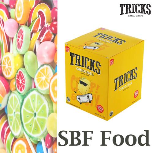 Foto Produk Tricks Cemilan Lezat dan rendah Kalori - 5 Rasa - Original dari ShineBestFood