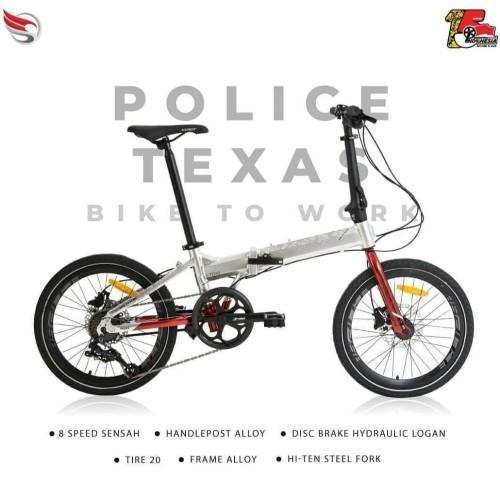 Foto Produk READY STOCK Element Police Texas Bike to Work dari Dee Collection