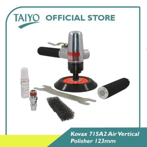 Foto Produk Kovax 715A2 Air Vertical Polisher 123mm dari Taiyo Perkakas Official