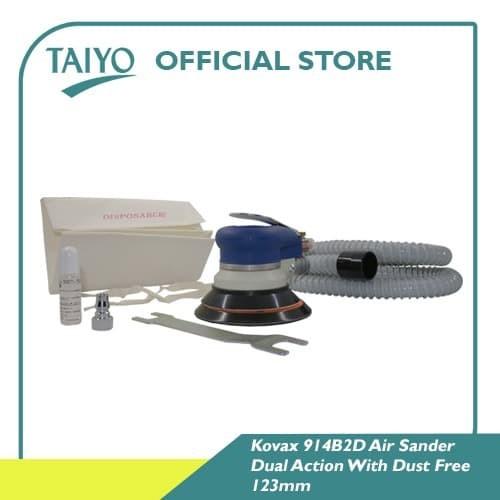 Foto Produk Kovax 914B2D Air Sander Dual Action With Dust Free 123mm dari Taiyo Perkakas Official