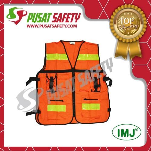 Foto Produk Rompi Kerja Safety 6 Kantong Scotlight dari Pusat Safety Online