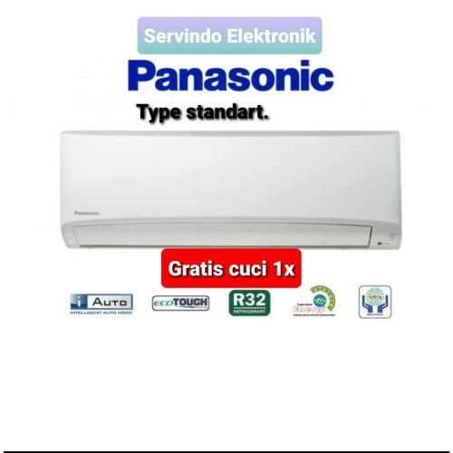 Foto Produk AC PANASONIC 1/2 PK. CSYN5TKJ ( type standart ) dari Servindo Elektronik