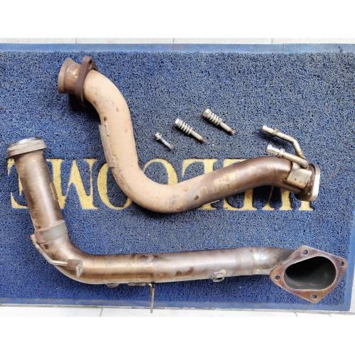 Foto Produk Supersprint Downpipe VW 1.4 Tsi Twincharger DP - Golf Tiguan Scirocco dari Indostuff