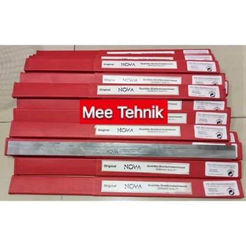 Foto Produk Pisau Planer TCT Merk Nova 510 x 30 x 3mm Rp.306.000/pcs dari Mee Online Order
