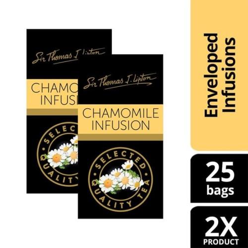 Foto Produk Lipton Chamomile Infusion STL 25S Twin Pack dari Unilever Food Solution