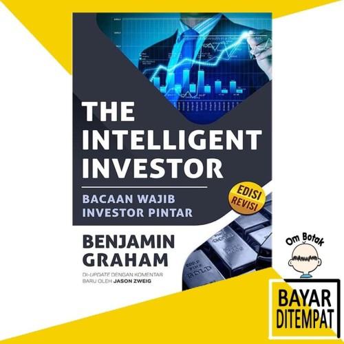 Foto Produk BARU Buku The Intelligent Investor (HARDCOVER) . Benjamin Graham dari Om Botak