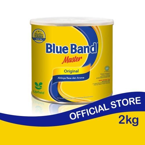 Foto Produk Blue Band Master Original Tin 2kg dari Blue Band Official Store