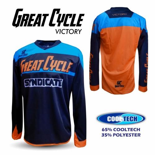 Foto Produk Jersey Sepeda Spez LS Victory - GDL Victory, L dari SINGLETREK OFFICIAL