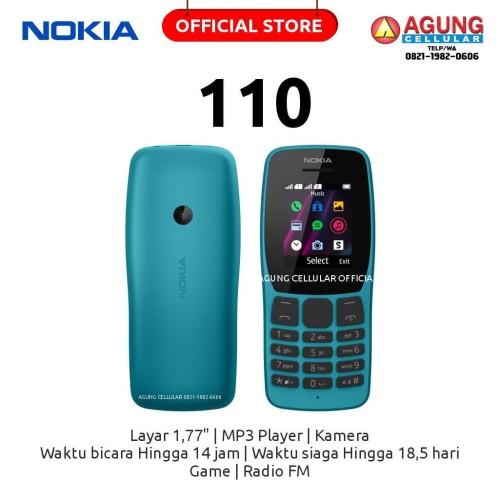 Foto Produk Nokia 110 dari Agung Cellular Officiall