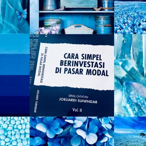 Foto Produk Buku Cara Simpel Berinvestasi di Pasar Modal (CSBPM) Vol II dari Sahamku